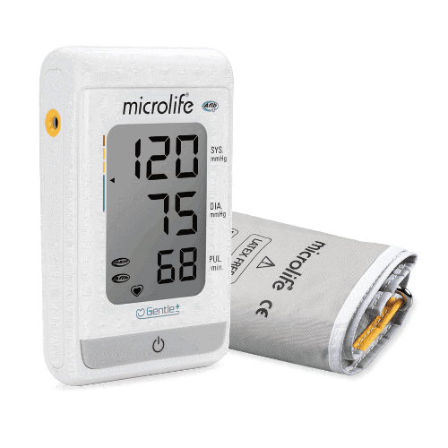 Microlife Blood Pressure Monitor with Stroke Risk Detector