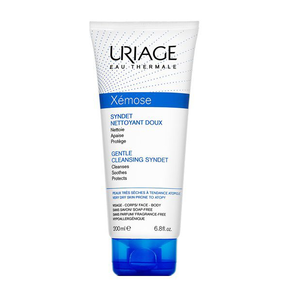 Uriage Dry Sensitive Xemose Syndet Cleanser 200ml