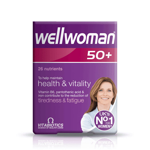 Well Woman 50+ Tablets