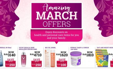 Amazing March Offer